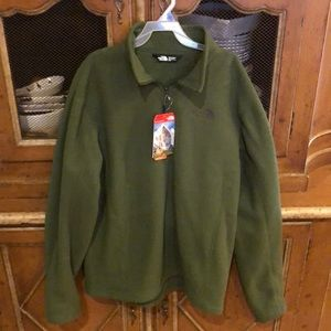 North Face sds 1/2 zip pull over